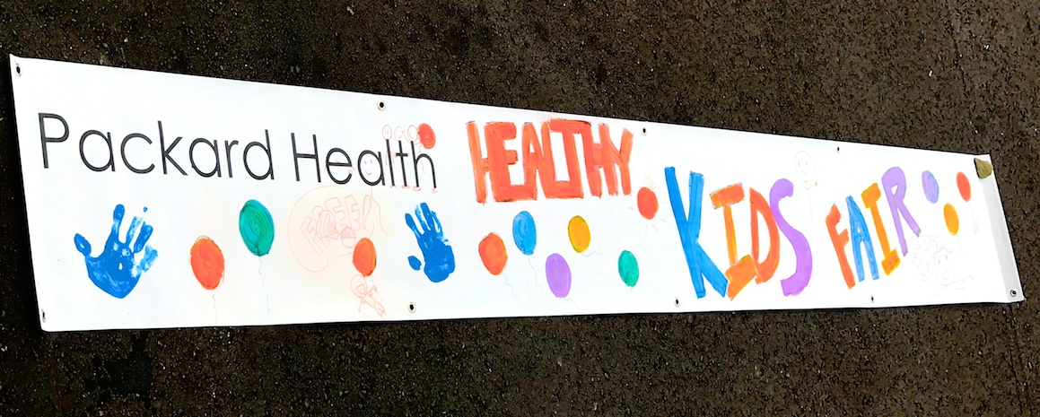 Support an awesome afternoon featuring health, wellness and fun - July 21!